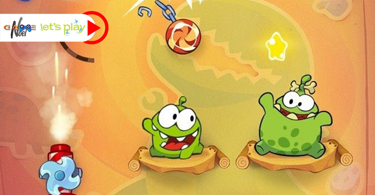 Image Cut The Rope: Time Travel